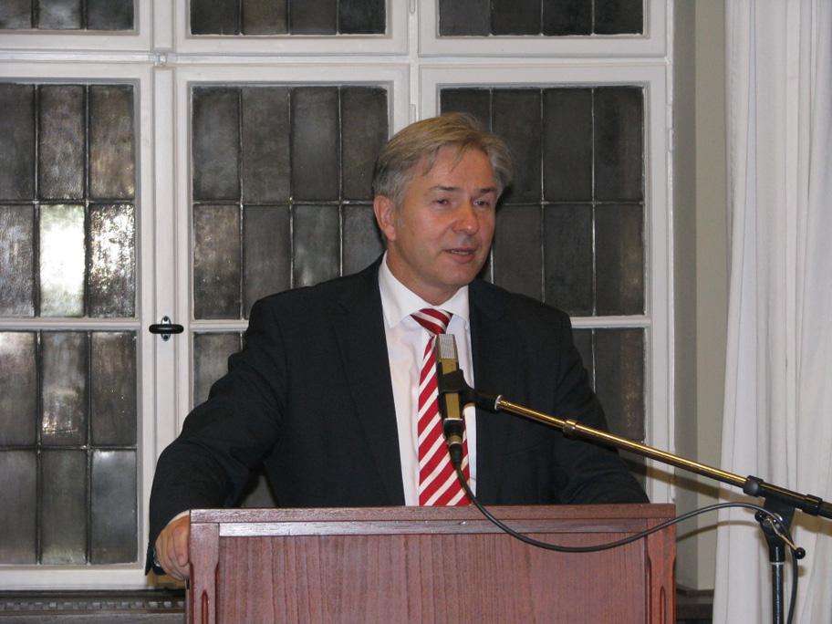 Klaus Wowereit am Rednerpult