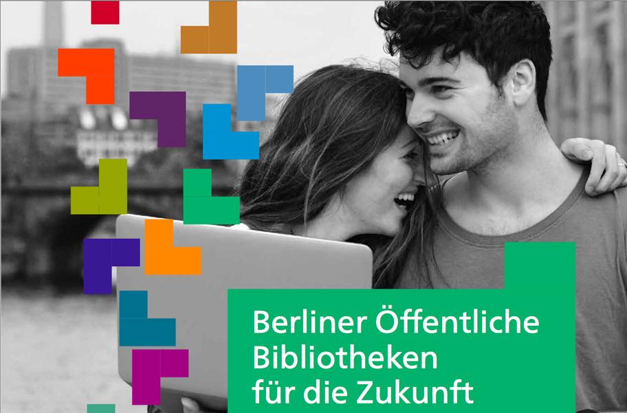 Redaktion Lektorat Berliner Öffentliche Bibliotheken